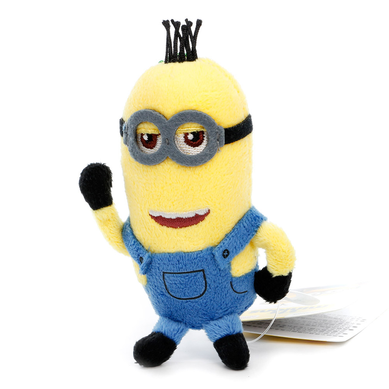 Kevin The Minions Mascot Plush Doll Charms ( Front View )