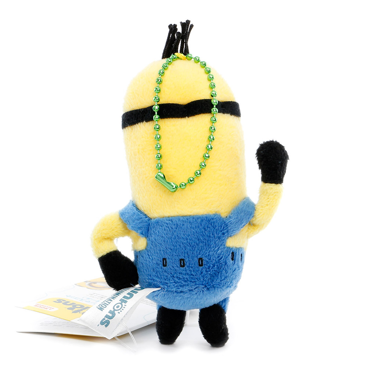 Kevin The Minions Mascot Plush Doll Charms ( Back View )