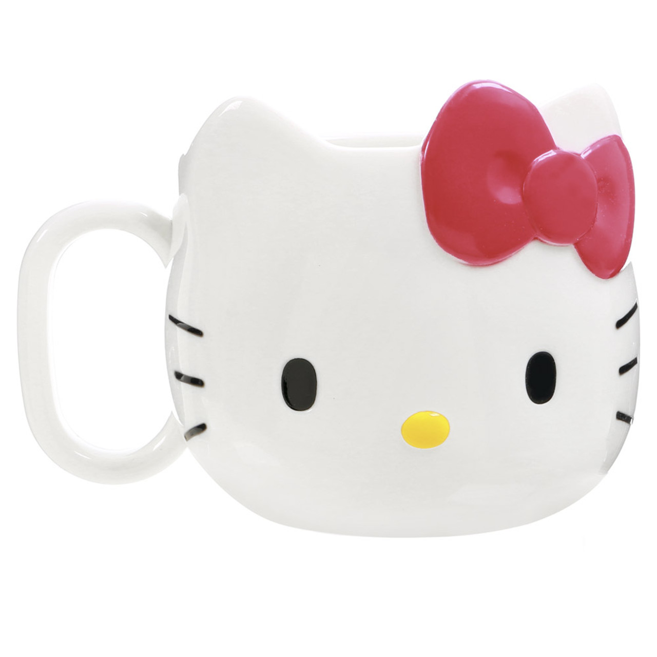 Sanrio Hello Kitty ABS Plastic Cup ( Front View )