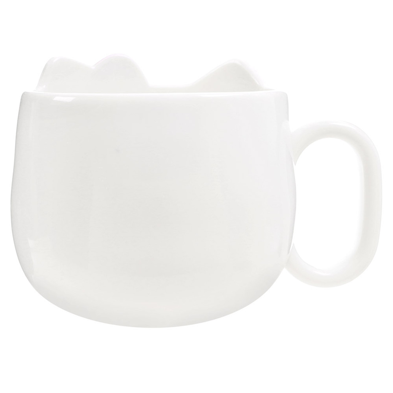 Sanrio Hello Kitty ABS Plastic Cup ( Back View )