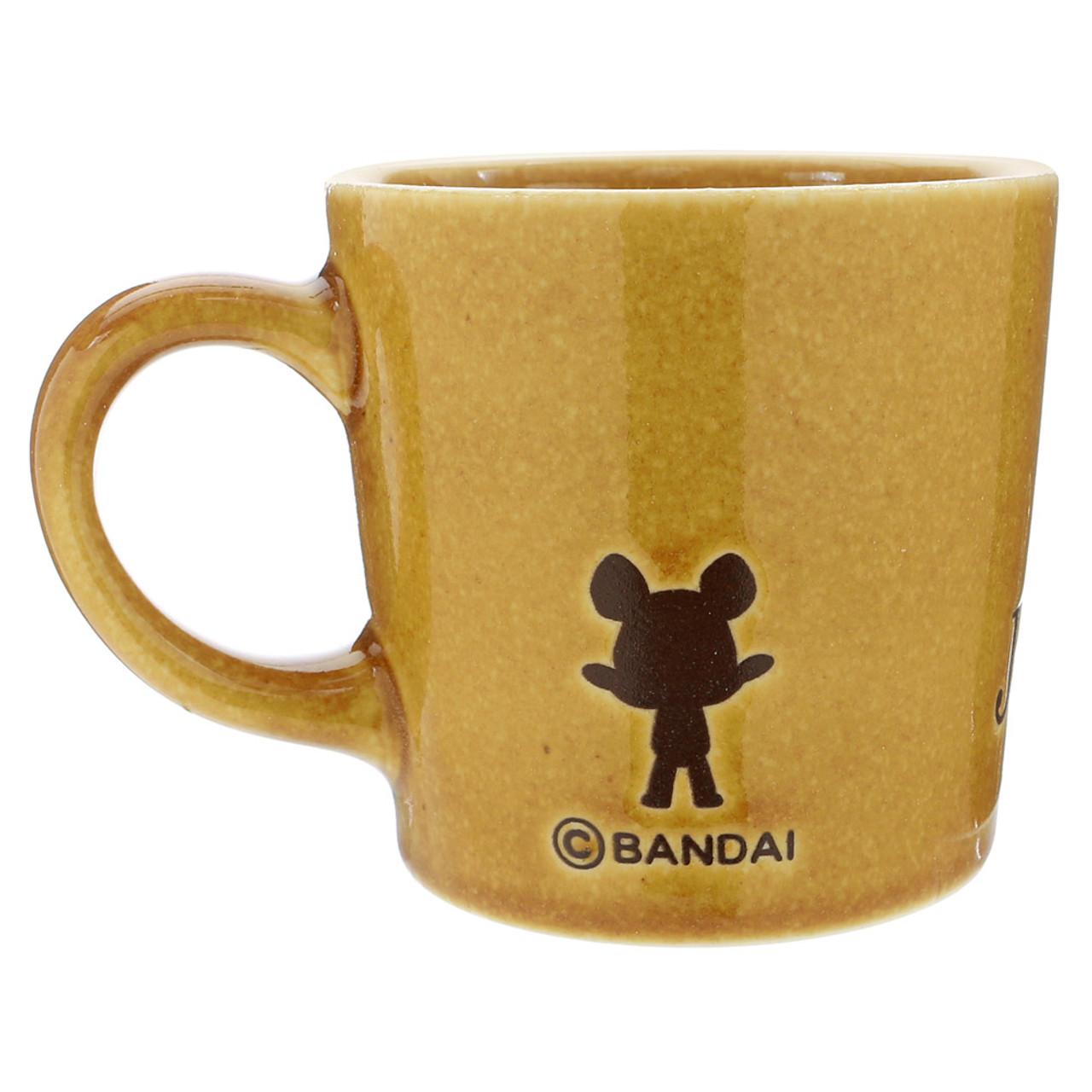 Japan The Bear School Jackie Ceramic Retro Tea Mug ( Back View )