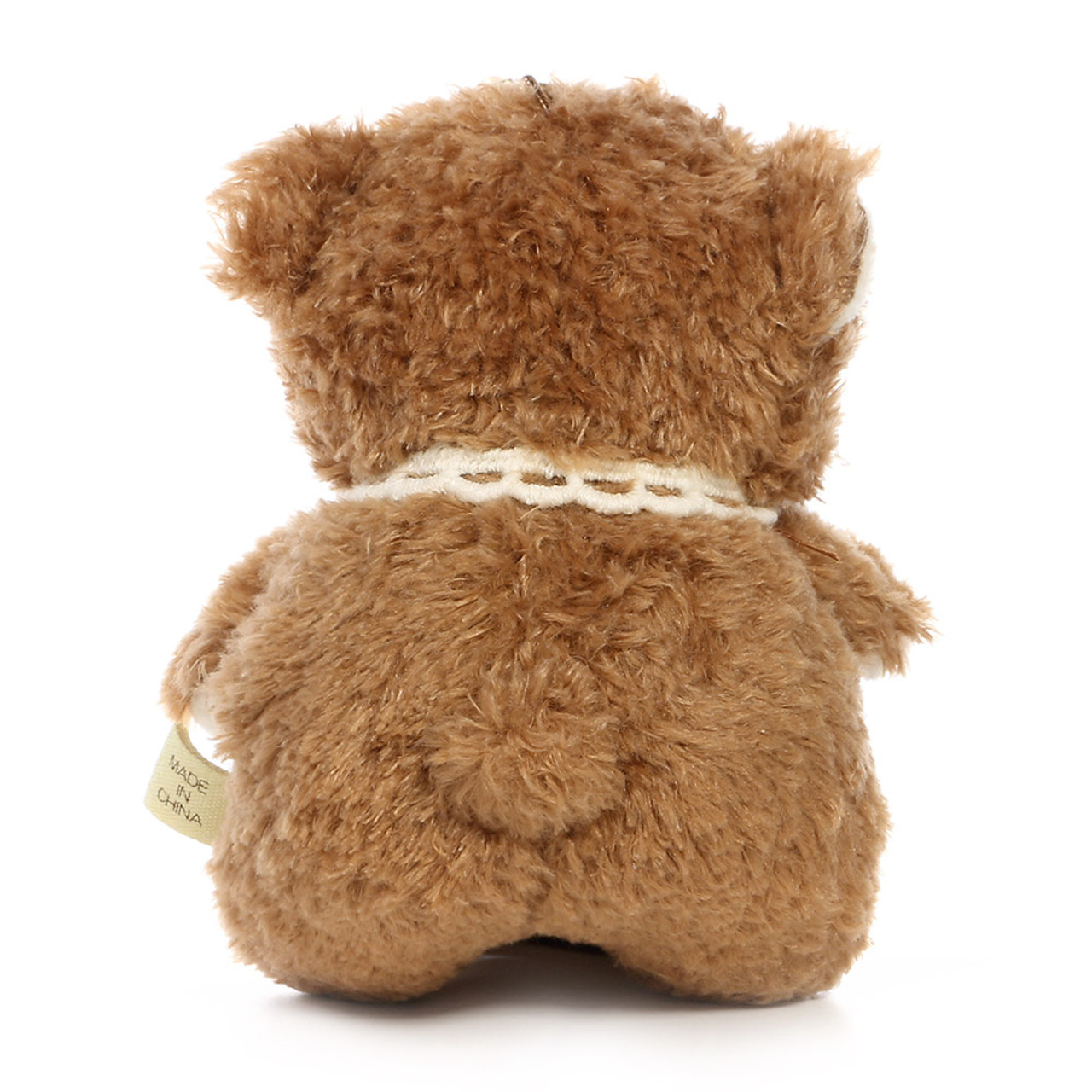 Naito Design Tot Series Bear Doll Charms - Kumumu ( Back View )