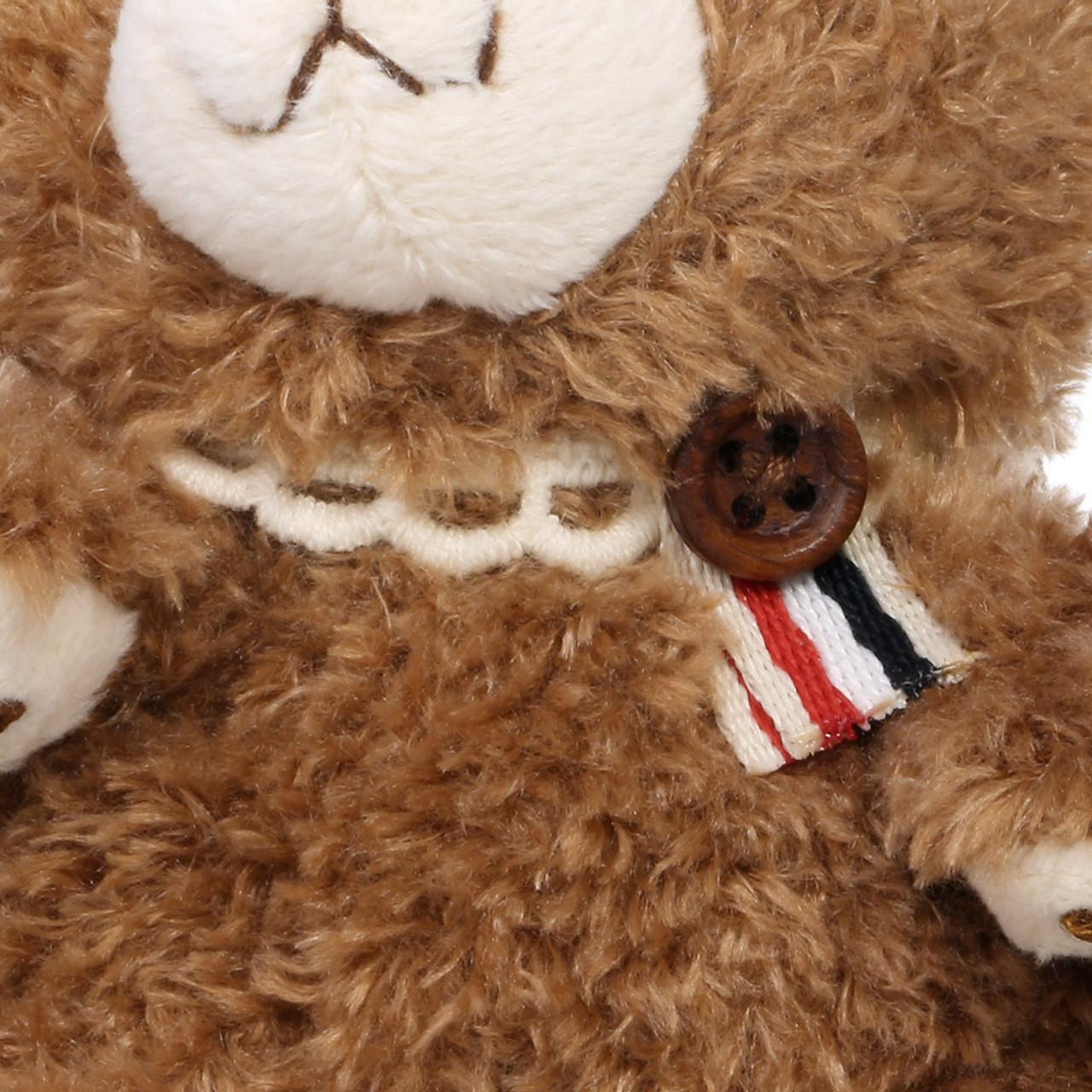 Naito Design Tot Series Bear Doll Charms - Kumumu ( Close-up )