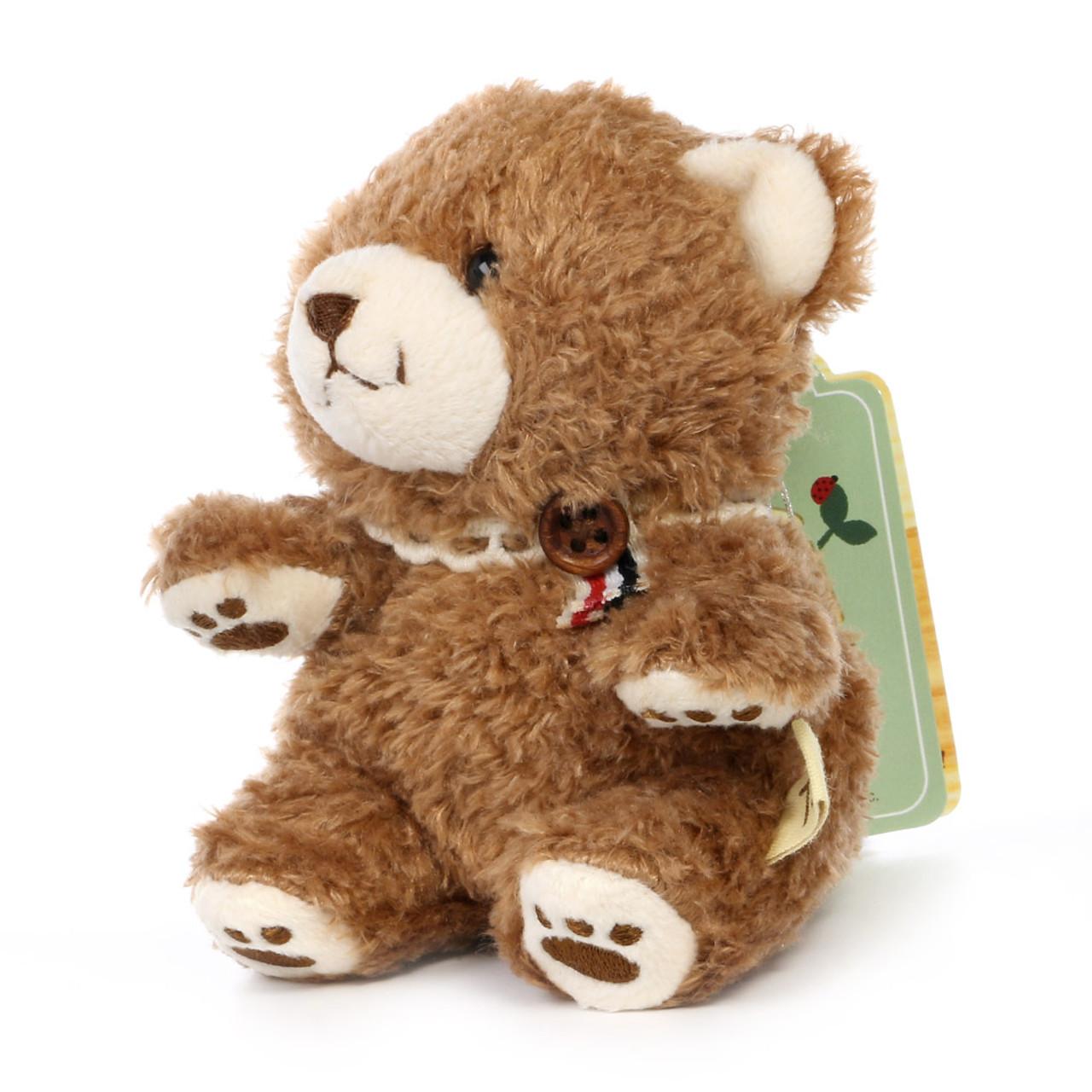 Naito Design Tot Series Bear Doll Charms - Kumumu ( Side View )