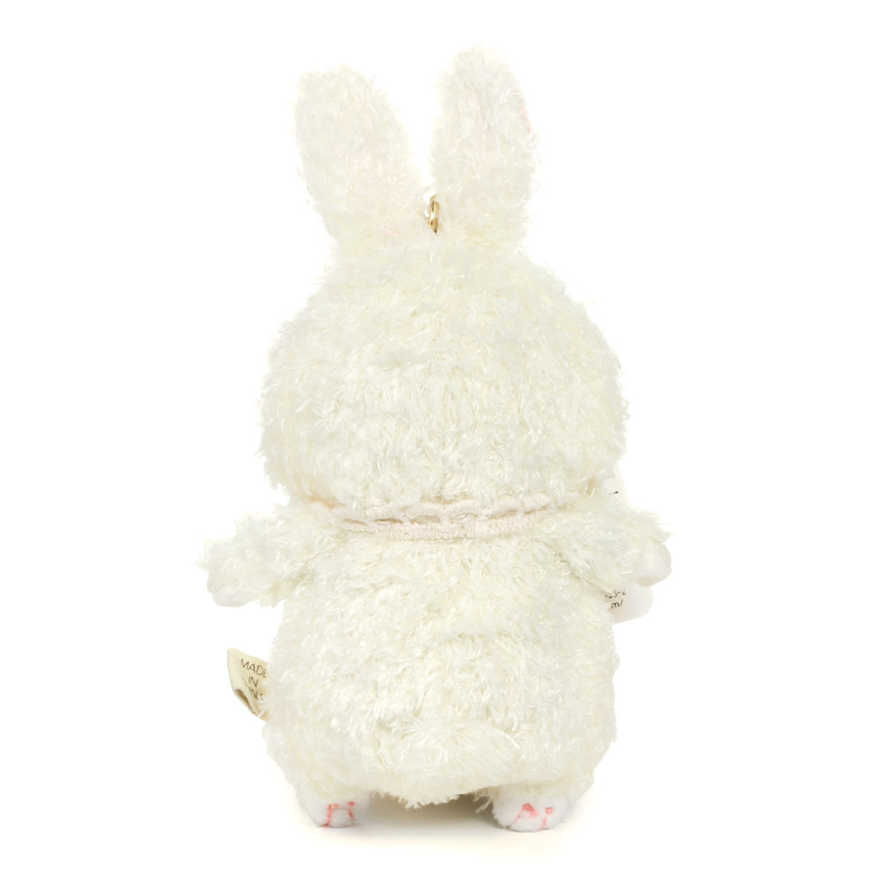 Naito Design Tot Series Rabbit Doll Charms - Lamu ( Back View )