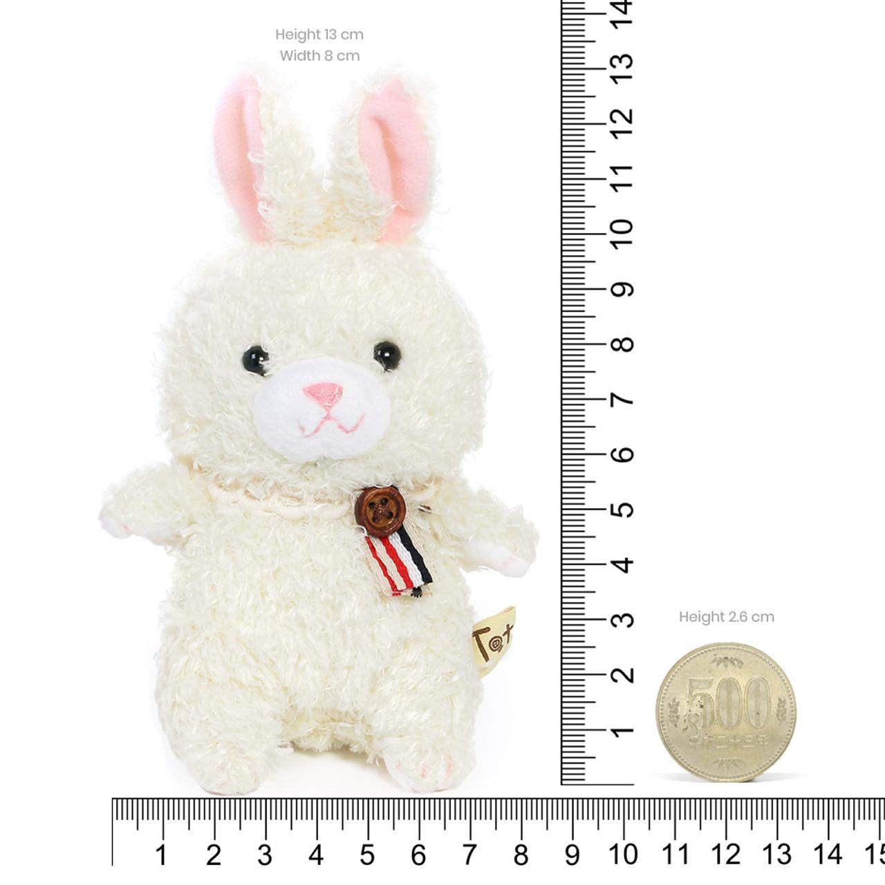 Naito Design Tot Series Rabbit Doll Charms - Lamu ( Proportion )