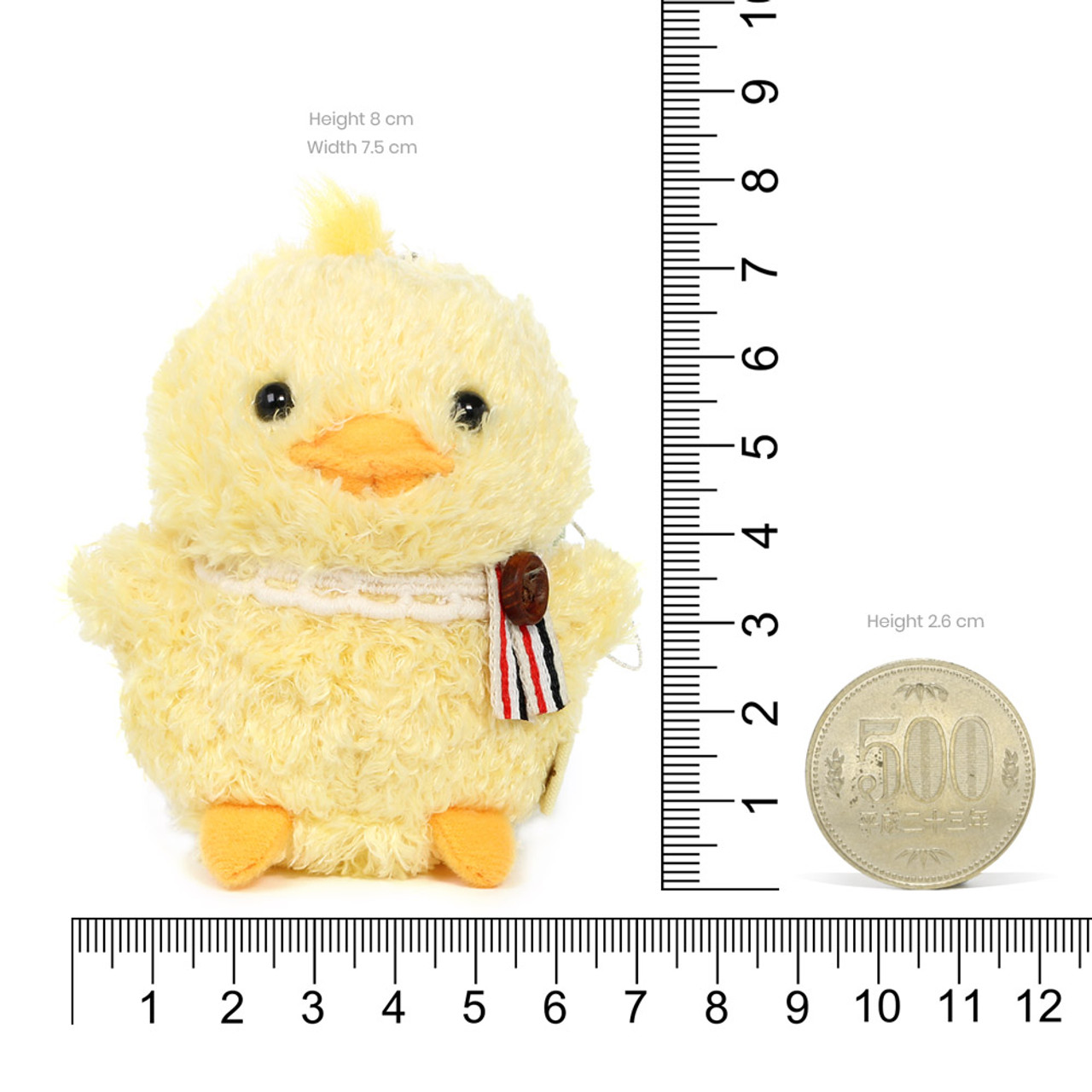 Naito Design Tot Series Chick Doll Charms - Chico ( Proportion )