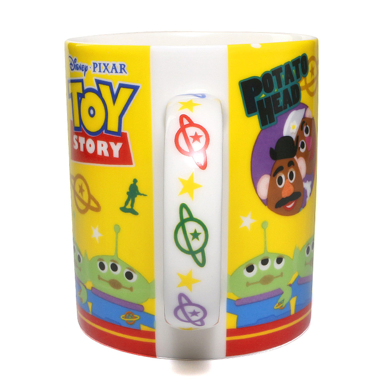 Disney Toy Story Family All In One Ceramic Mug ( Side View )