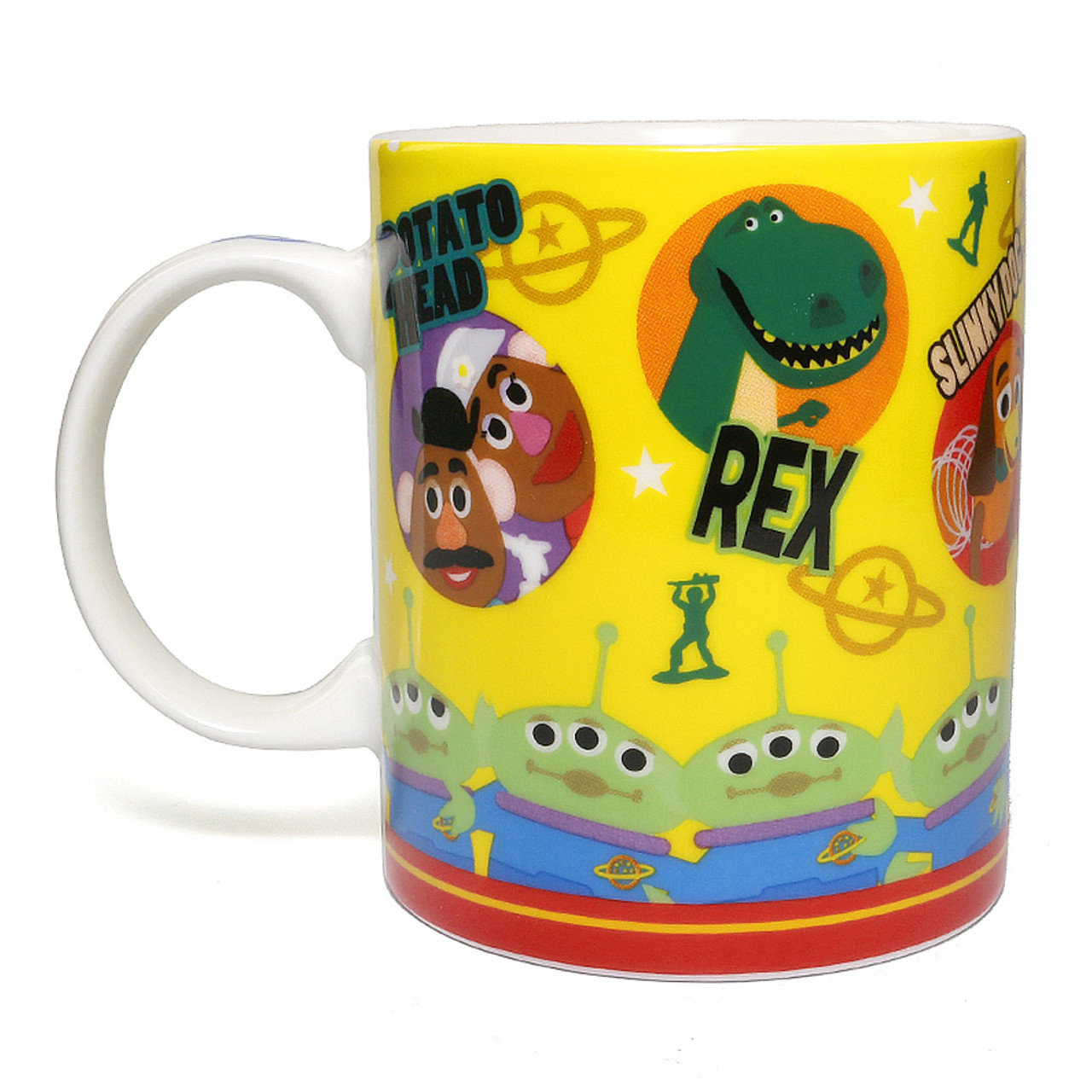 Disney Toy Story Family All In One Ceramic Mug ( Back View )