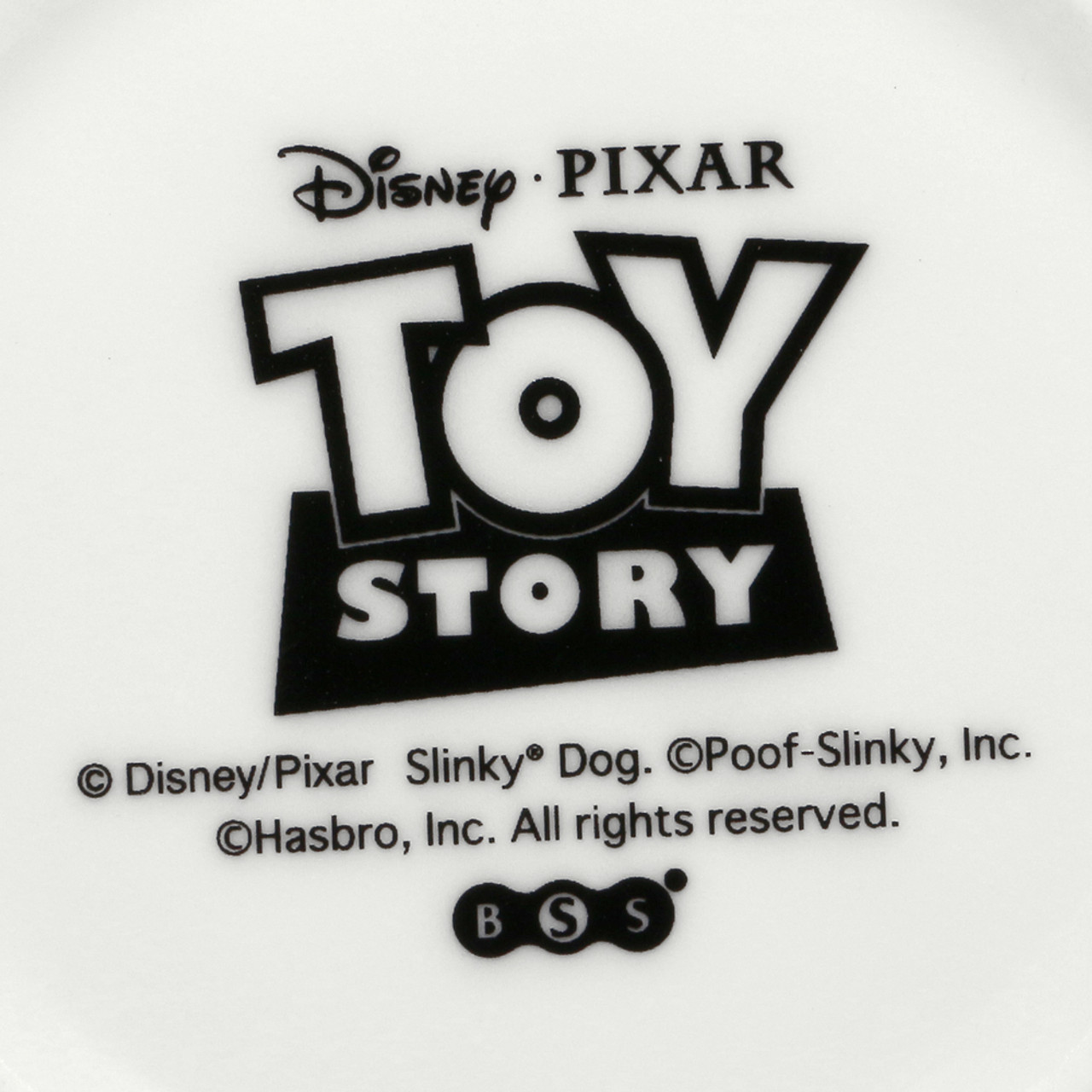 Disney Toy Story Family All In One Ceramic Mug ( Bottom View )