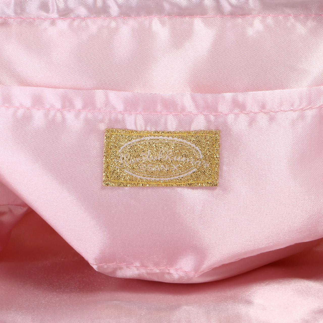 Korilakkuma Pink Fantasty Dream Cosmetic Bag ( Inner View )