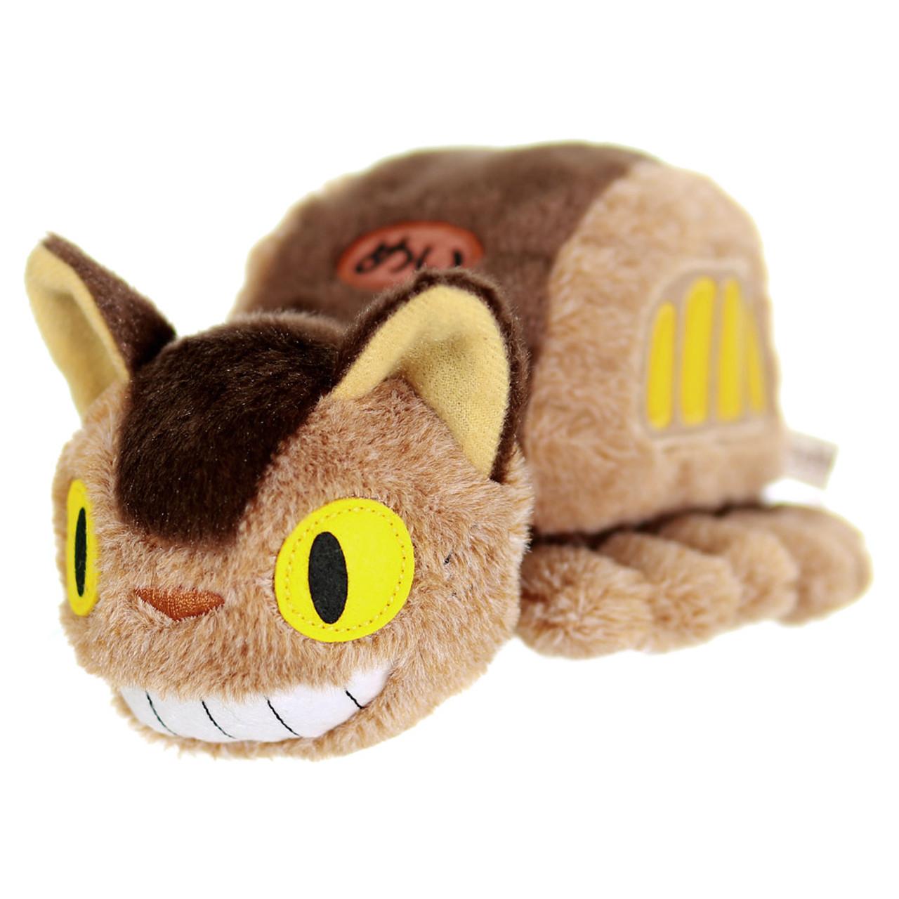 Cute Sweet Studio Ghibli Totoro Catbus Stuffed Animal Toy ( Cover )