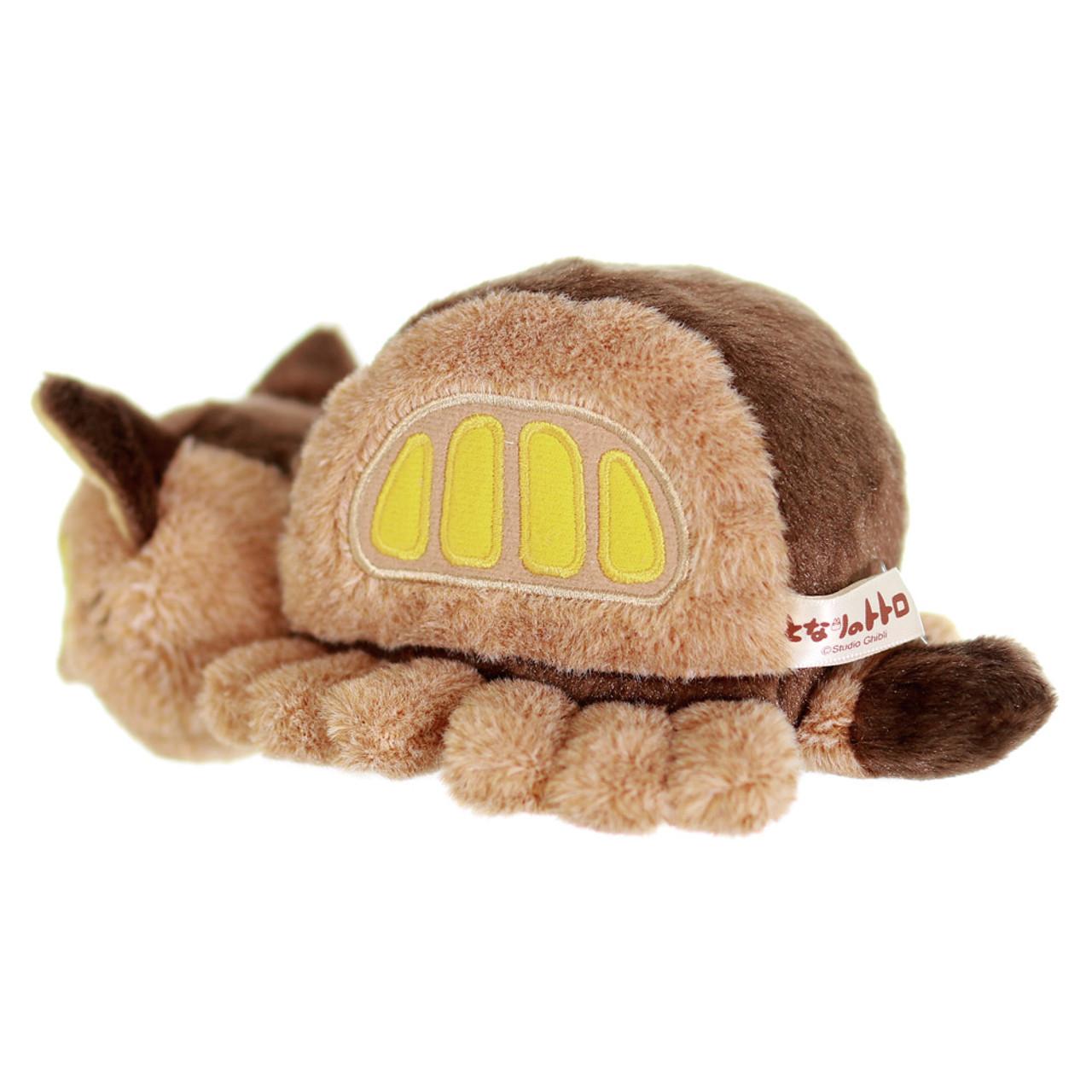 Cute Sweet Studio Ghibli Totoro Catbus Stuffed Animal Toy ( Back )