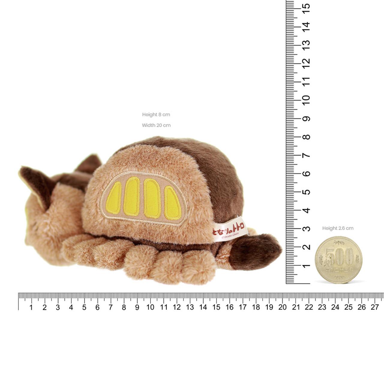 Cute Sweet Studio Ghibli Totoro Catbus Stuffed Animal Toy ( Proportion )