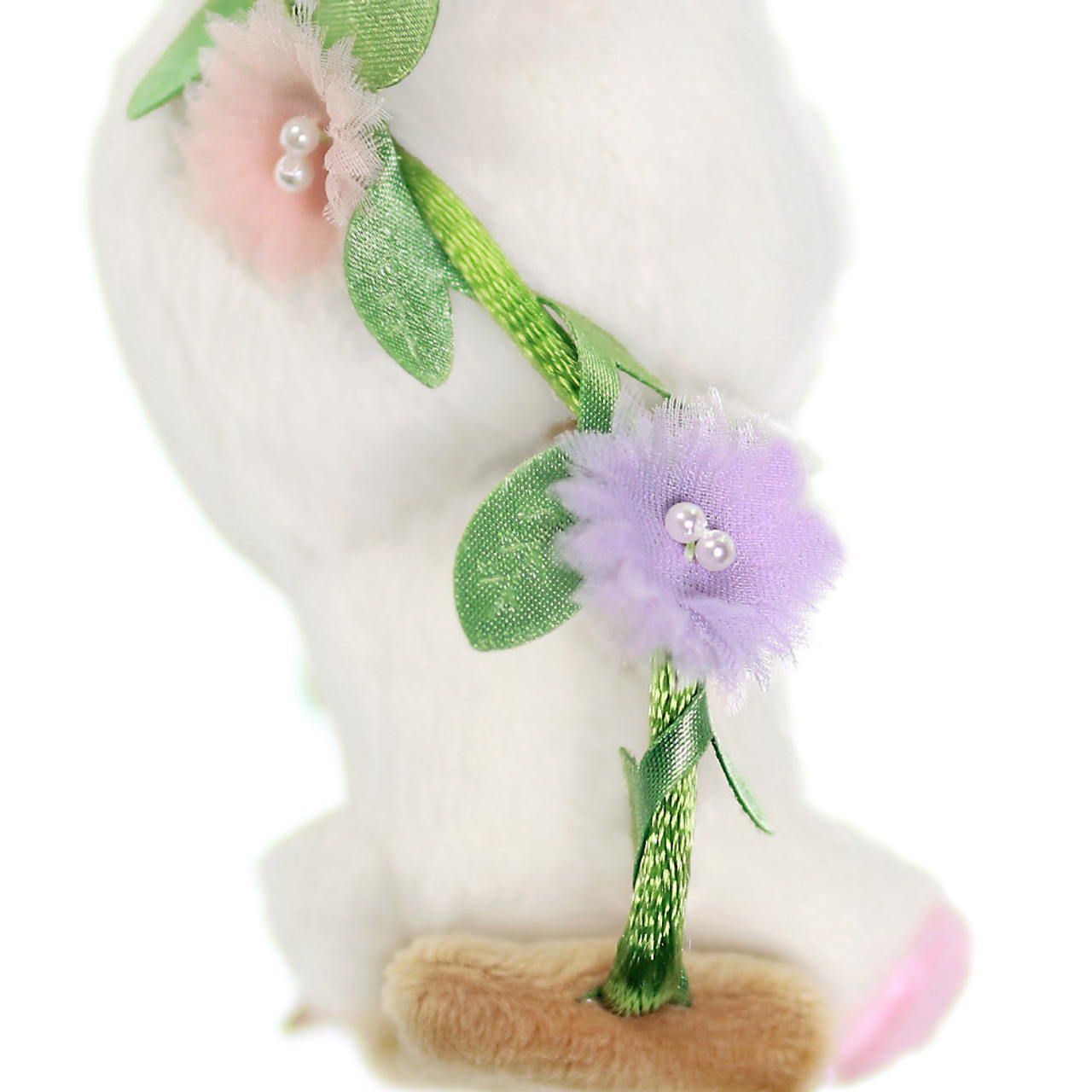 Cute Korilakkuma Vine Swing Plush Keychain Charm ( Vine Swing )