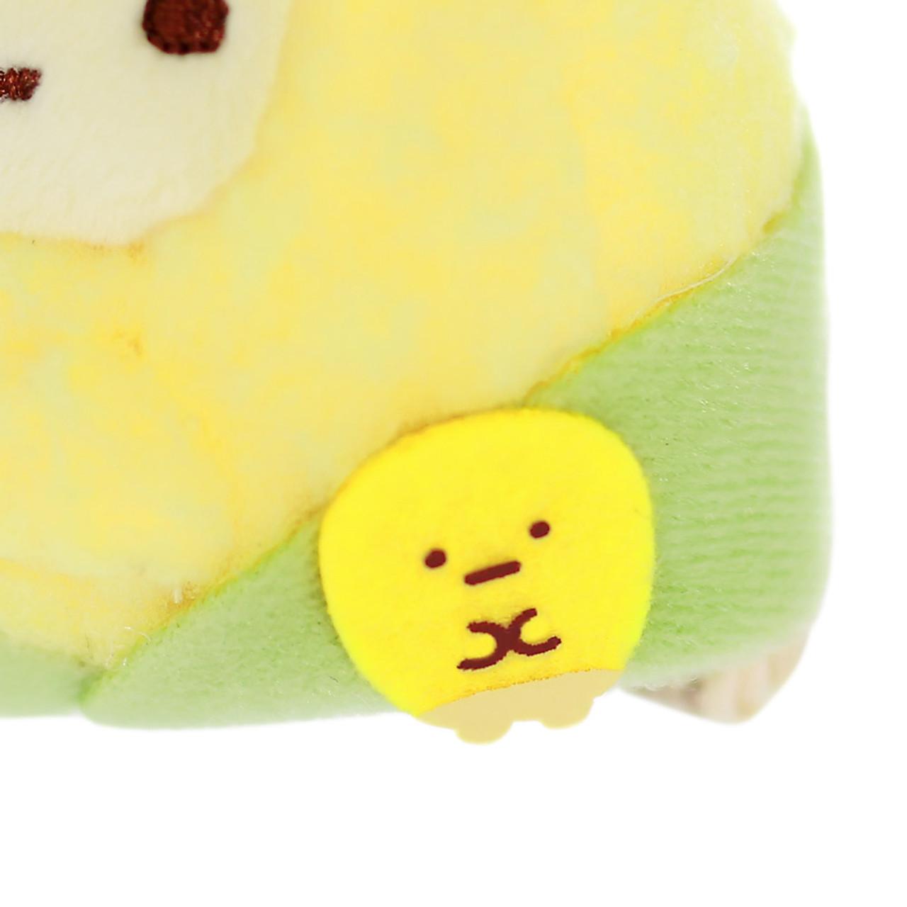 Sumikko Gurashi Tapioca Corn Palm Stuffed Toy ( Close-up )