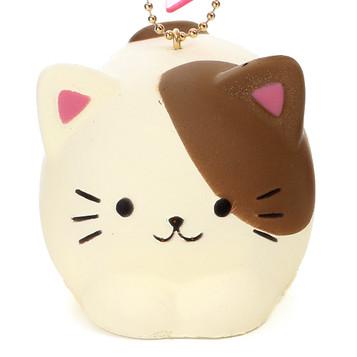 Nyanko paws Punipuni mascot 2 whole set of 6 Mini Japan