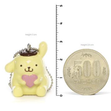 Sanrio Pom Pom Purin Pudding Dog 20th Anniv 5pc Paper Gift Shopping Bags