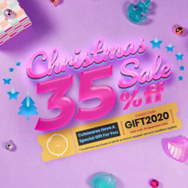 ( Event End ) Merry Christmas 2020 For All Our Customers! Get 35% Off Coupon Here!