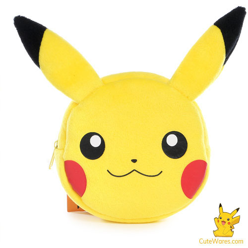 Detective Pikachu Menu