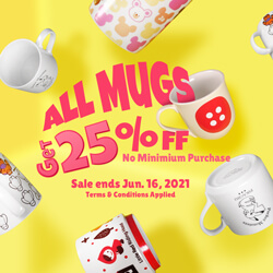 All Kawaii Mugs 25% Off ! Come Seek Find Search :D
