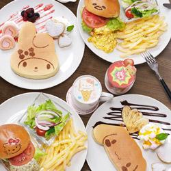 SANRIO CAFE Ikebukuro