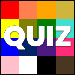 Japanese Color Psychological Quiz