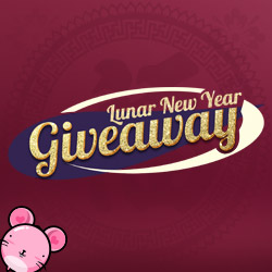 ( EVENT END ) ​Lunar New Year 2020 Giveaway