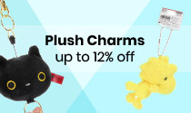 Plush Charms up to 12% off