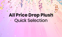 All Price Drop Plush Items