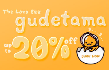 The Lazy Egg Gudetama Up To 20% off