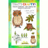 That's Crafty! - Clear Stamps Set - Autumn Collection - Set 2