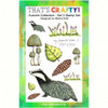 That's Crafty! - Clear Stamps Set - Autumn Collection - Set 3