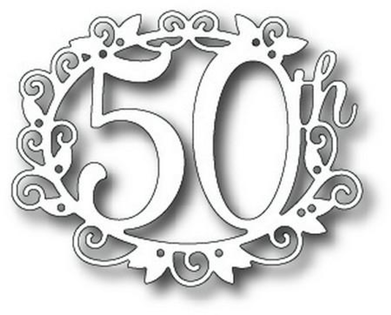 Tutti Designs - Dies - 50th