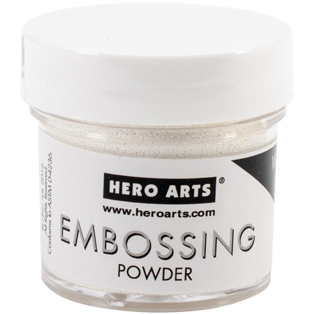 Hero Arts - Embossing Powder - White Puff
