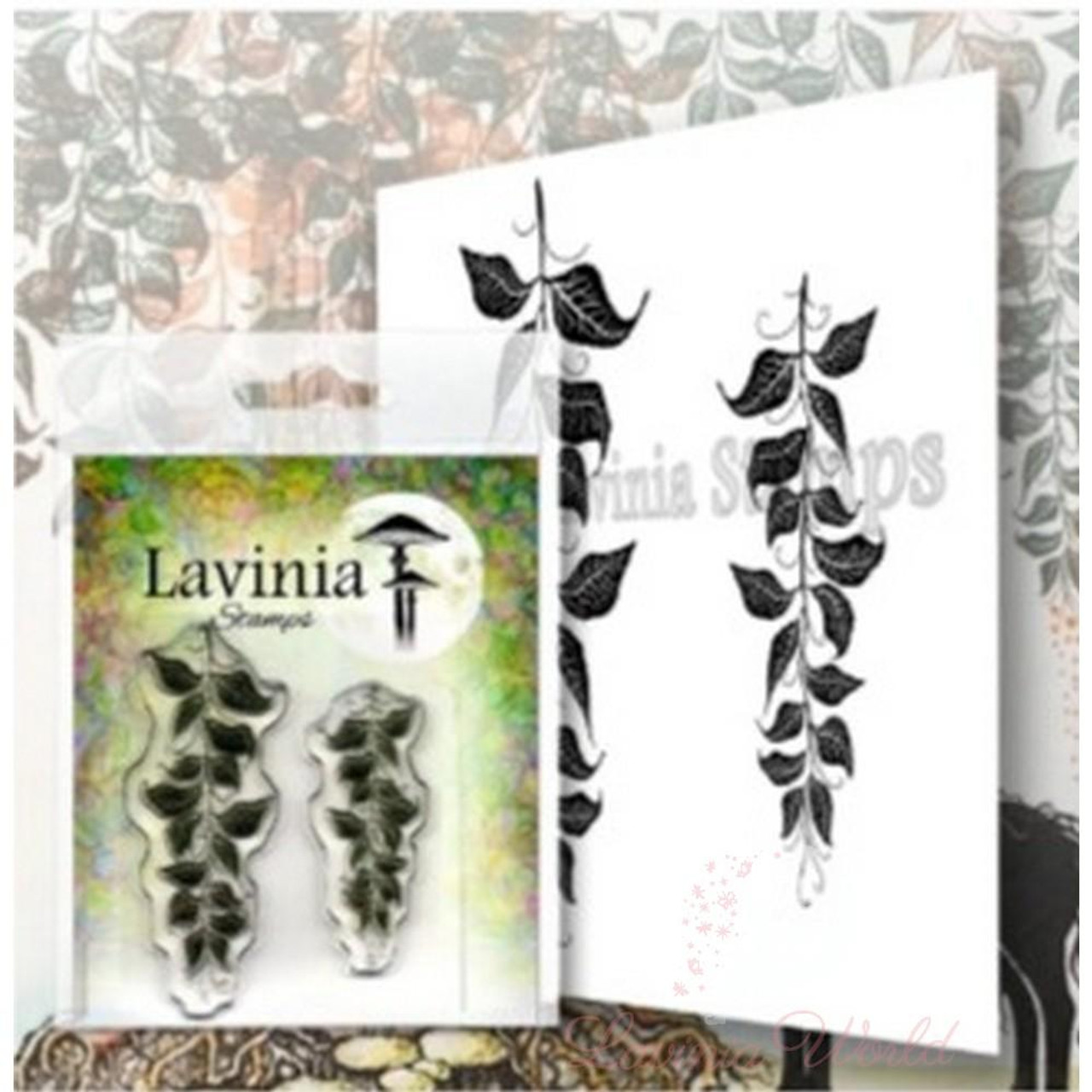 Lavinia Stamps - Berry Leaves (LAV577)