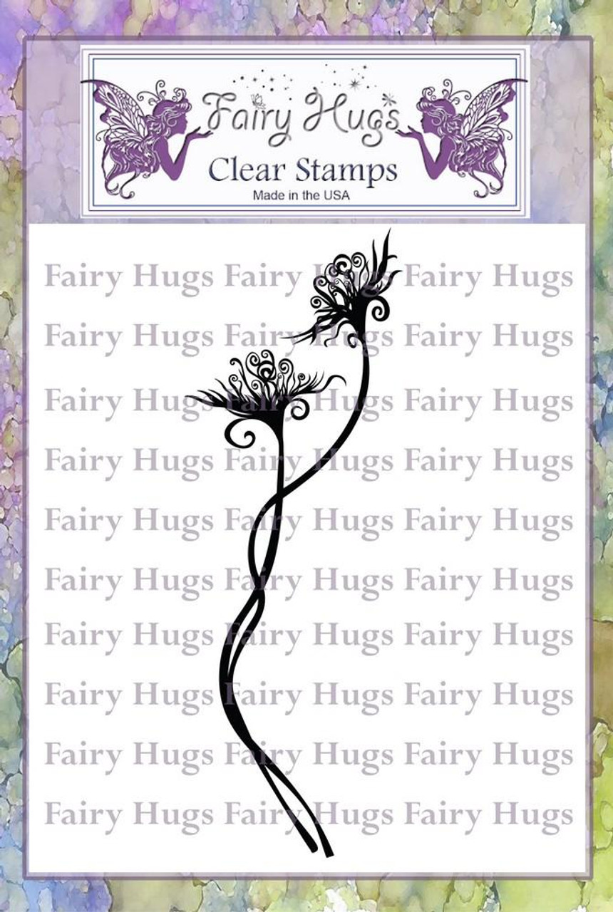 Fairy Hugs Stamps - Wildflowers