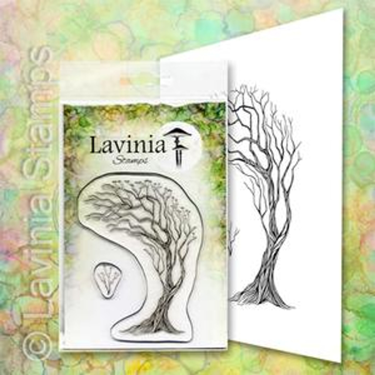 Lavinia Stamps - Tree Of Hope (LAV658)