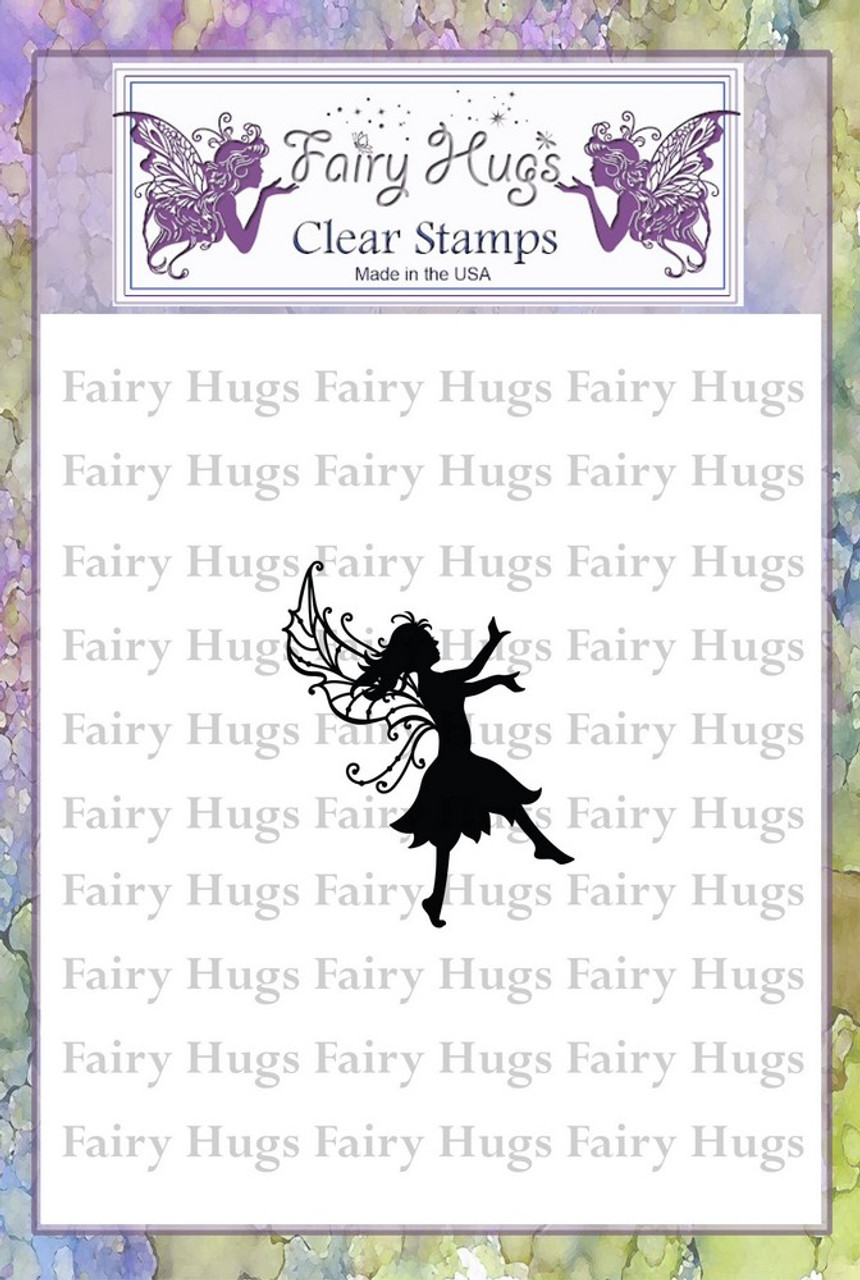 Fairy Hugs Stamps - Trixie