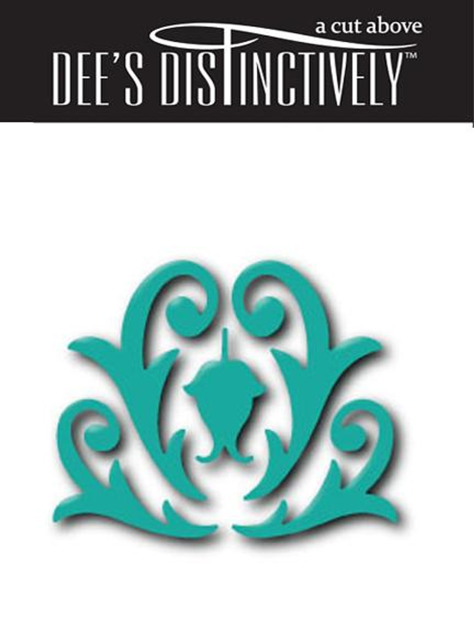 Dee's Distinctively Dies - Flourish Set 2