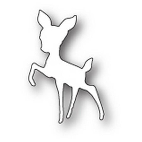 Poppystamps - Dies - Curious Fawn