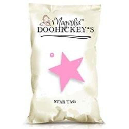 Magnolia DooHickeys Cutting Dies - Star Tag