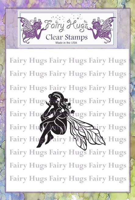 Fairy Hugs Stamps - Azalea