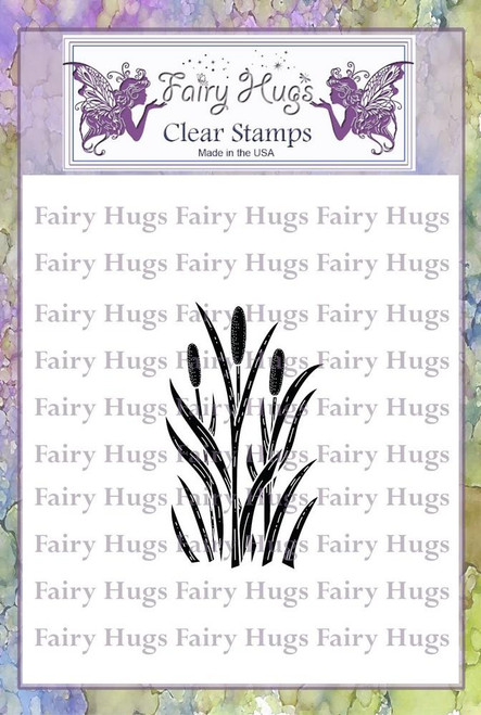 Fairy Hugs Stamps - Bulrushes
