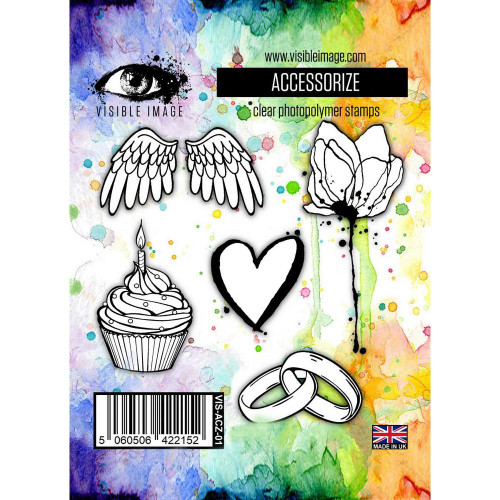 Visible Image - Stamps - Accessorize