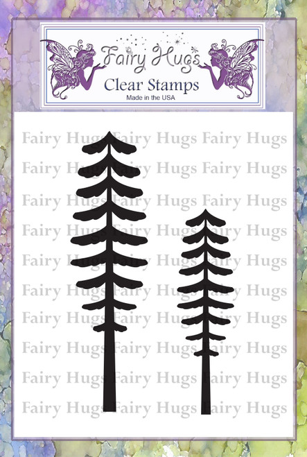 Fairy Hugs Stamps - Slender Fir Set