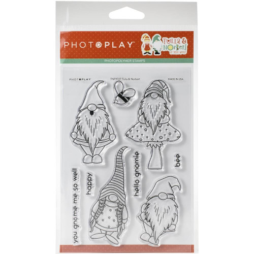 Photoplay - Clear Stamps - Tulia & Norbert