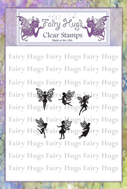 Fairy Hugs Stamps - Condo Dwellers 2