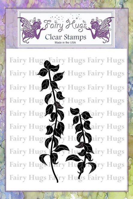 Fairy Hugs Stamps - Ivy Seaweed