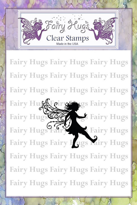 Fairy Hugs Stamps - Dixie